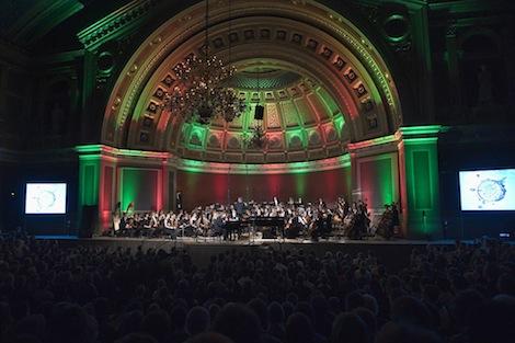 Konsert med Akademiska kapellet
